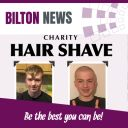 Charity Hair Shave