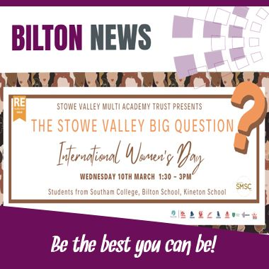The Stowe Valley Big Question
